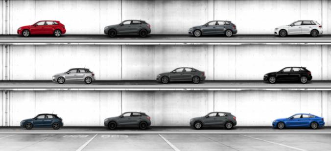Scopri insieme a noi la gamma di modelli Audi