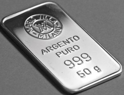 Valutazione argento, la sua quotazione